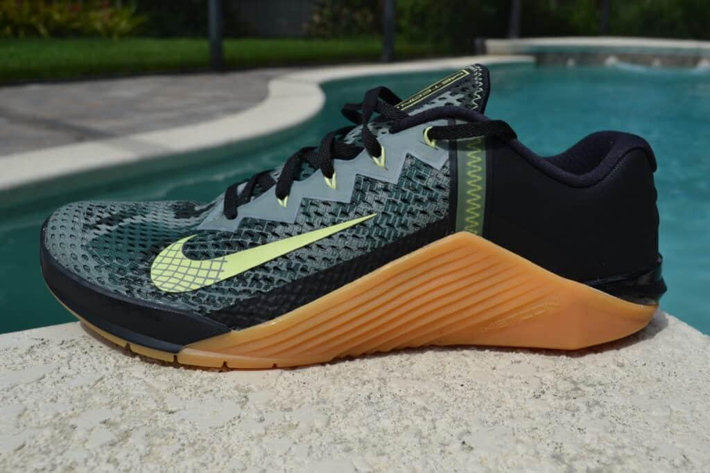 Nike Metcon 6 - Weight