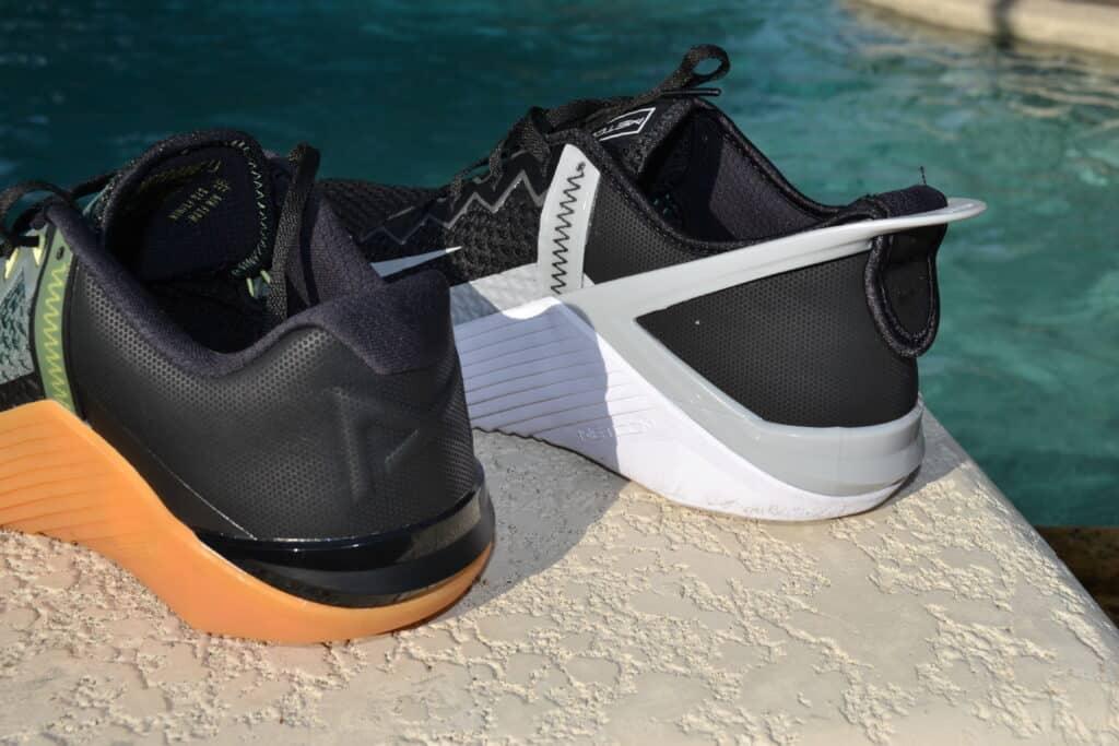 Nike Metcon 6 Versus FlyEase Weight