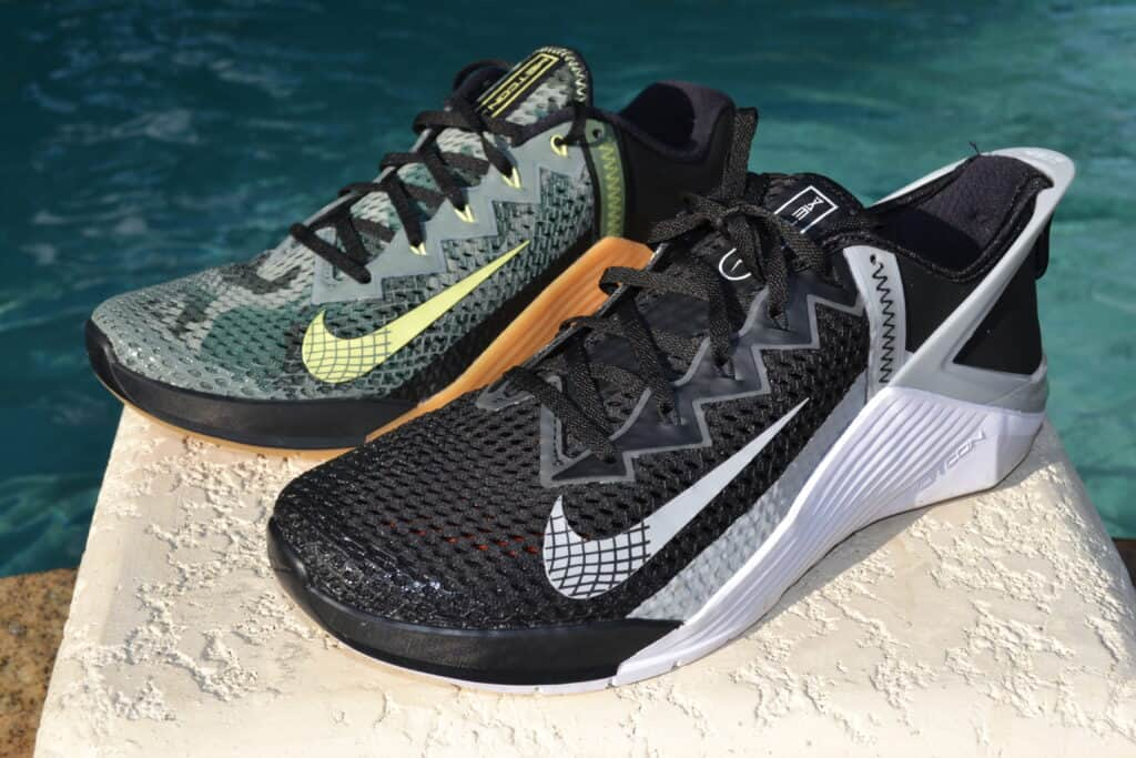 Nike Metcon 6 Versus Nike Metcon 6 FlyEase