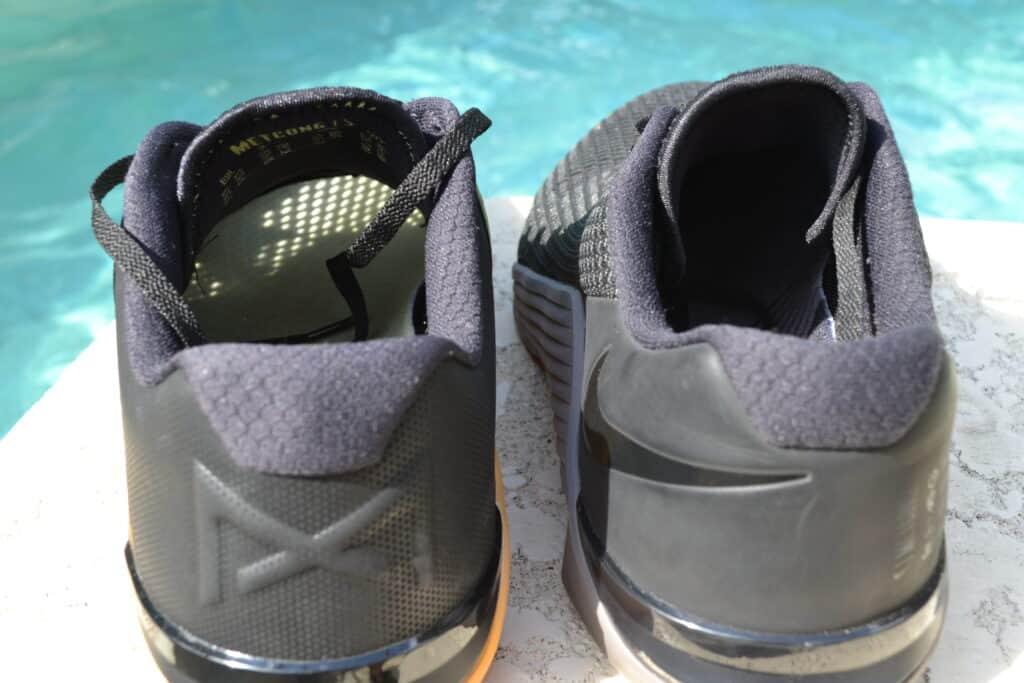 Nike Metcon 6 vs Nike Metcon 5 side by side