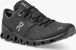 On Cloud X - New Training Shoe from Cloud Running - Quarter Asphalt/Black