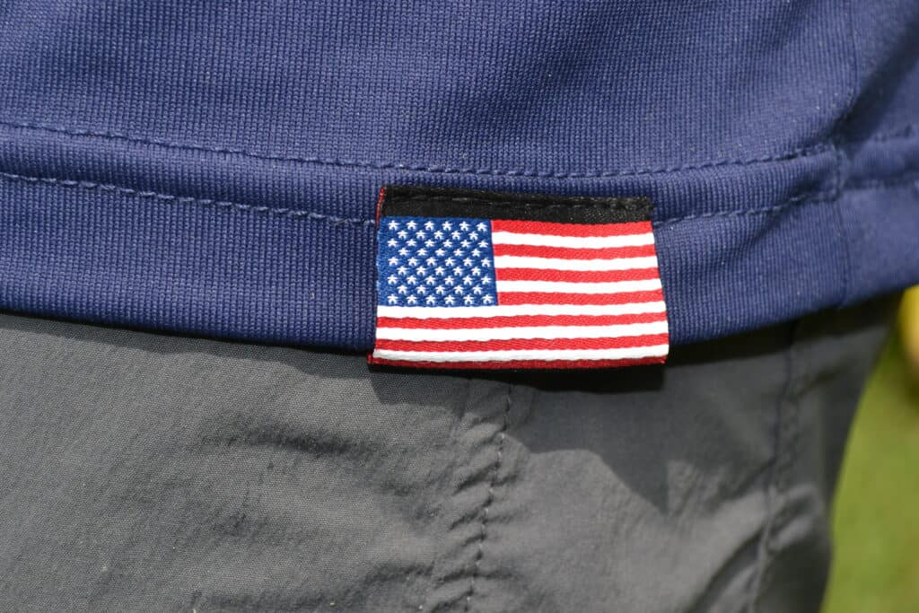 GORUCK American Training Shirt - Flag on the Hem