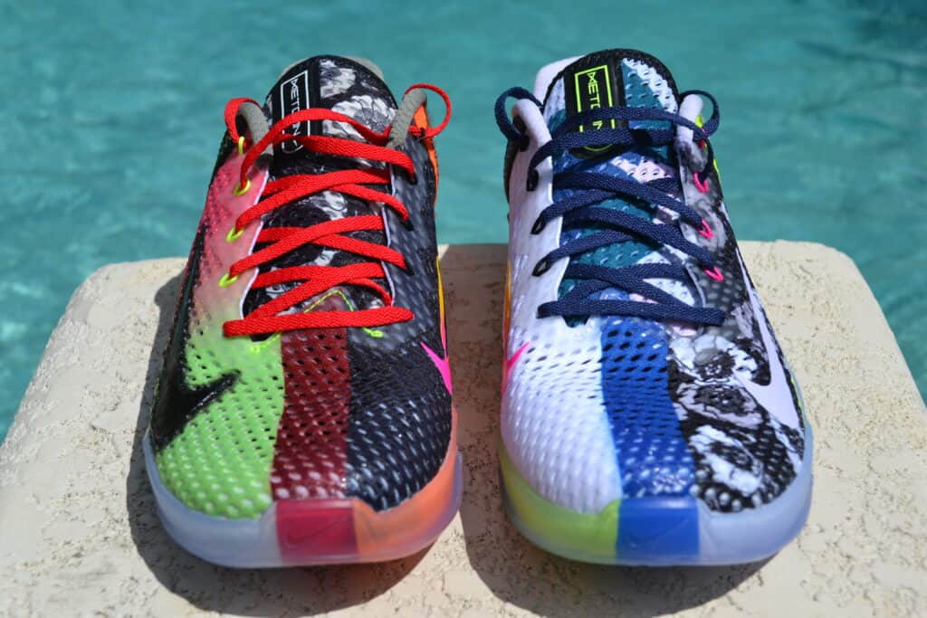 Nike Metcon 6 X What the Metcon Knows Shoe Review front view