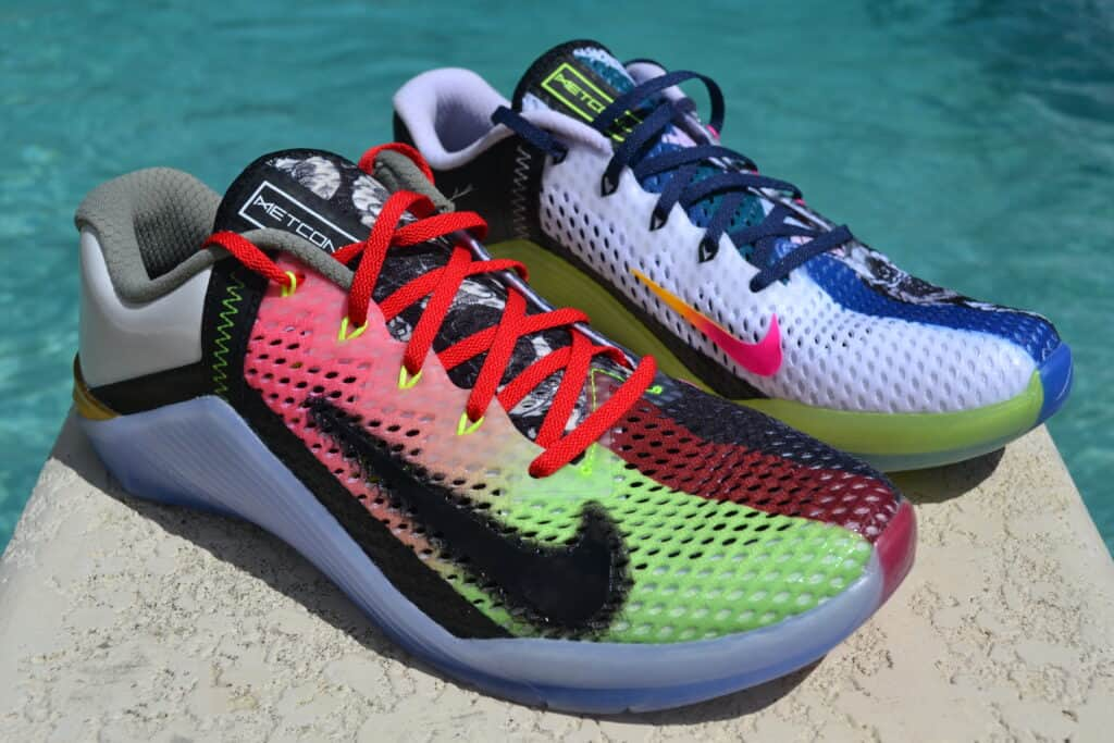Nike Metcon 6 X What the Metcon Knows Shoe Review looks god