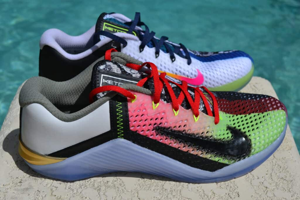 Nike Metcon 6 X What the Metcon Knows Shoe Review crazy style