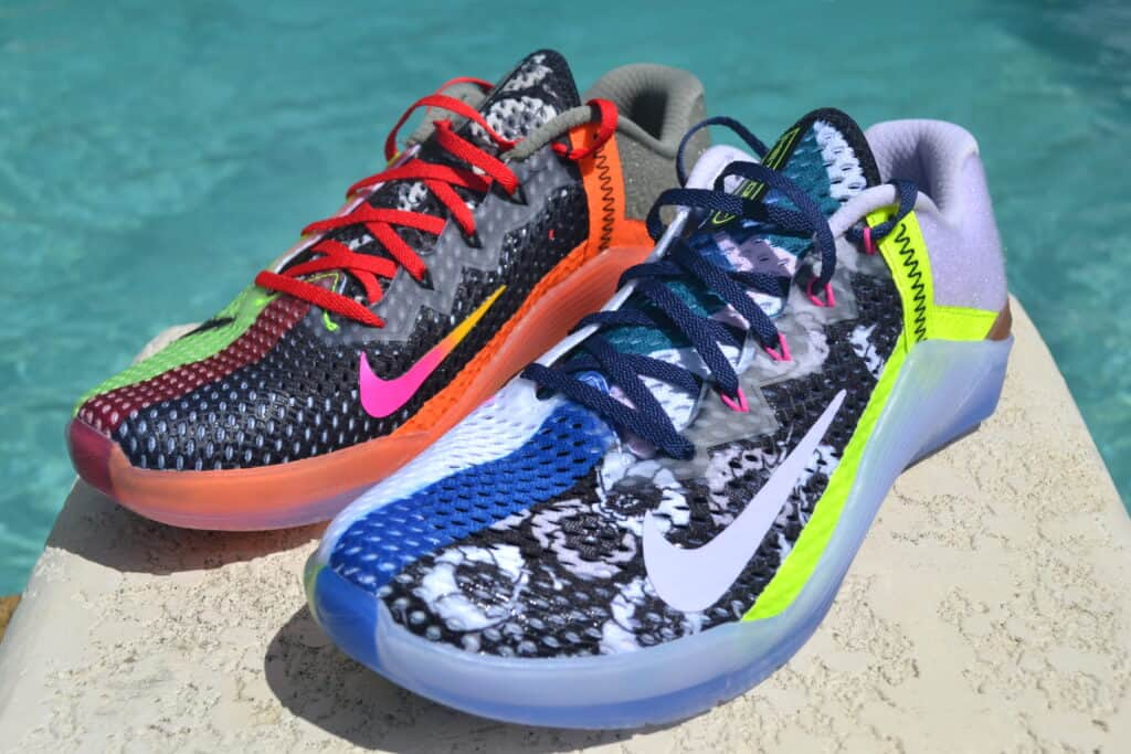 Nike Metcon 6 X What the Metcon Knows Shoe Review another view