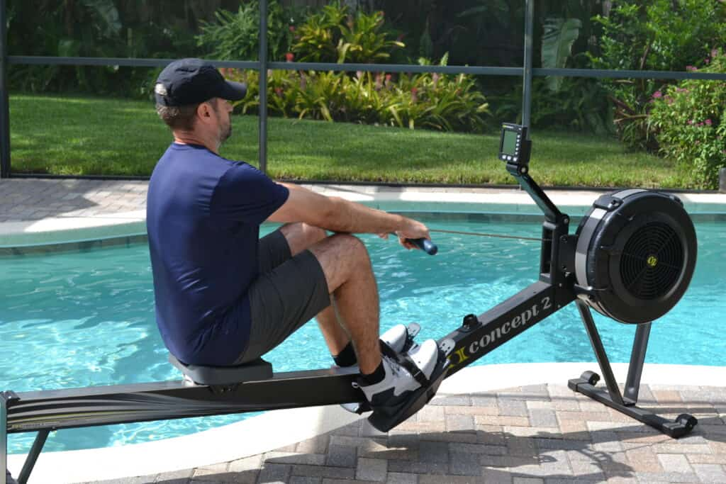 GORUCK American Training Shirt CrossFit WOD Rower