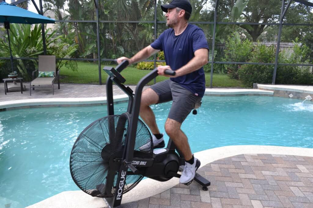 GORUCK American Training Shirt CrossFit WOD apparel Assault Bike