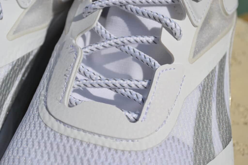 Reebok Nano X PR Shoe Review - Laces 1 of 2
