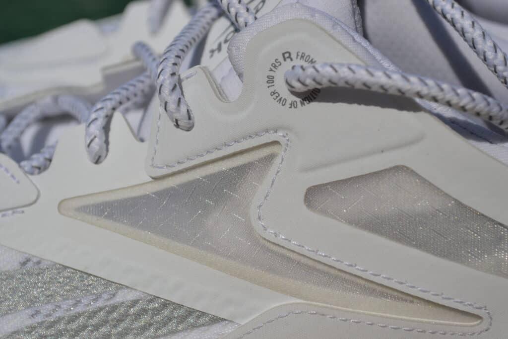 Reebok Nano X PR Shoe Review - Transparent upper materials