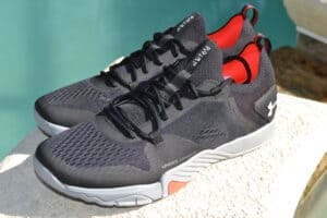 UA Tribase Reign 2 Training Shoe from UA - Great for CrossFit