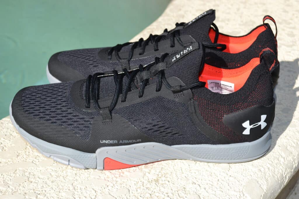 UA Tribase Reign 2 is a serious training shoe
