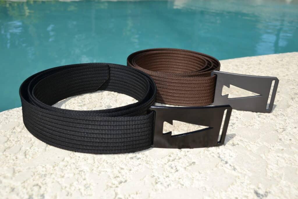 GORUCK Spearhead Web Belt - Side by Side