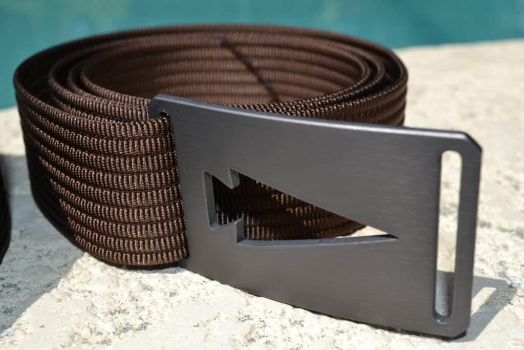 GORUCK Spearhead Web Belt in Brown