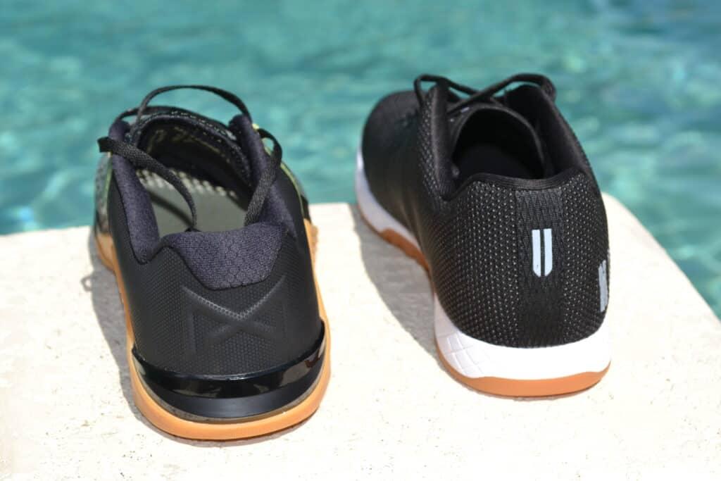 NOBULL Trainer Versus Nike Metcon 6 - Drop