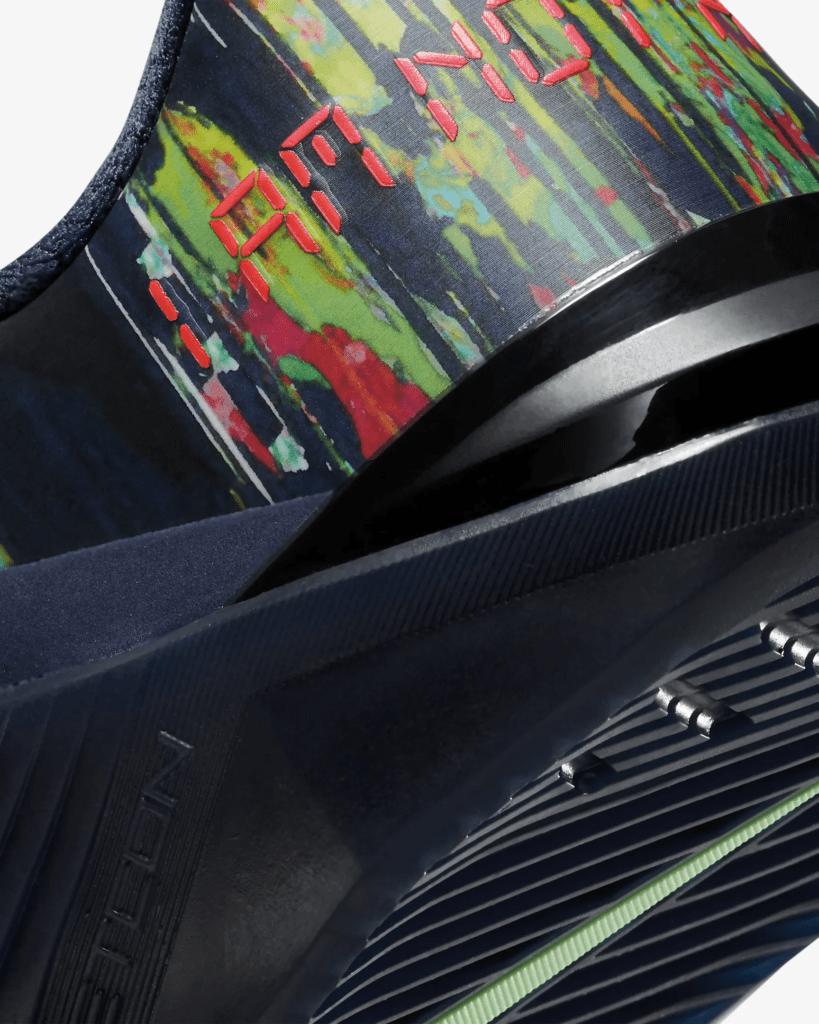 Nike Metcon 6 AMP Men's -  Heel Closeup