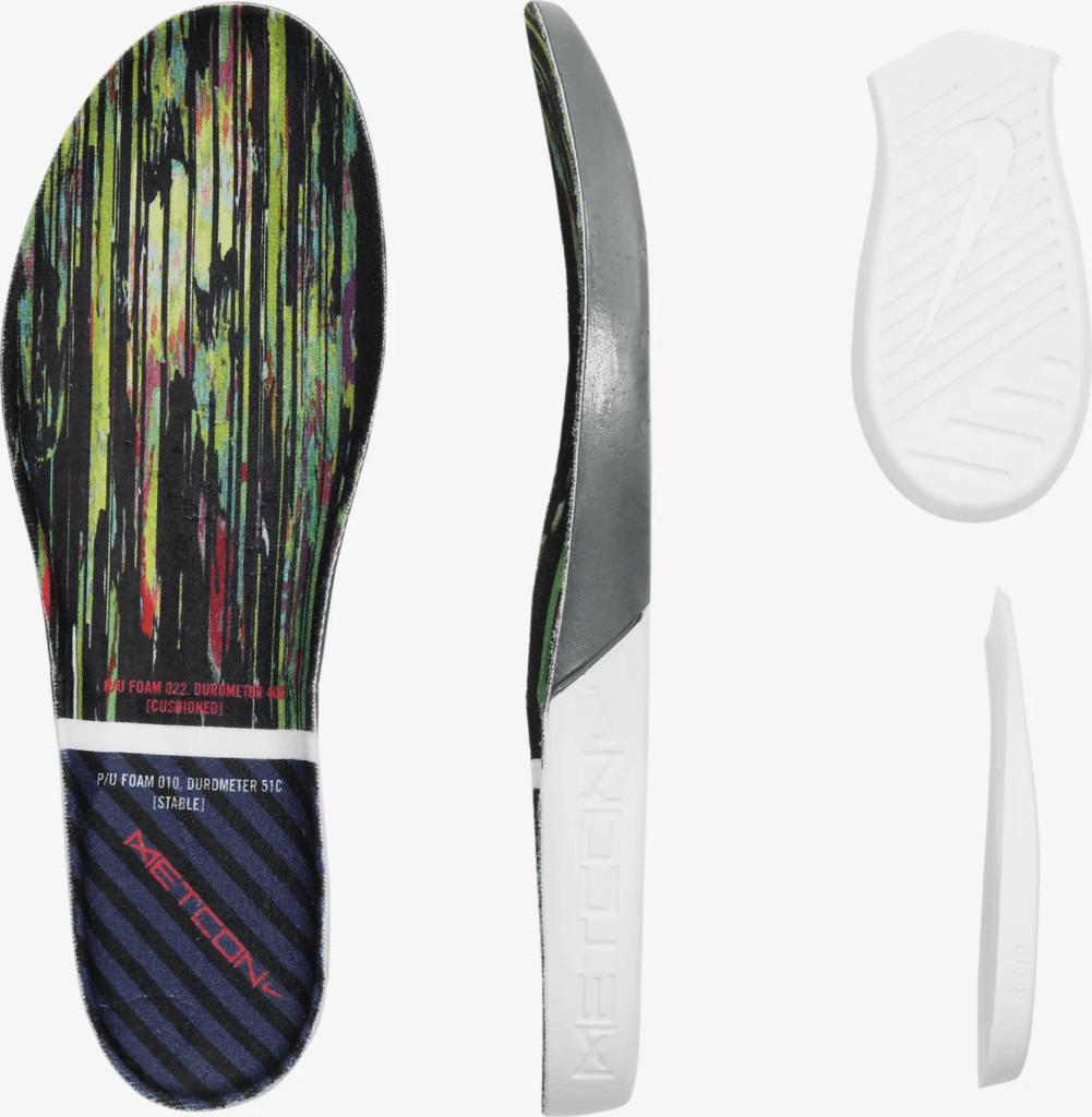 Nike Metcon 6 AMP Men's - dual density midsole