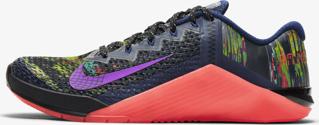 Nike Metcon 6 AMP Women's Side Profile