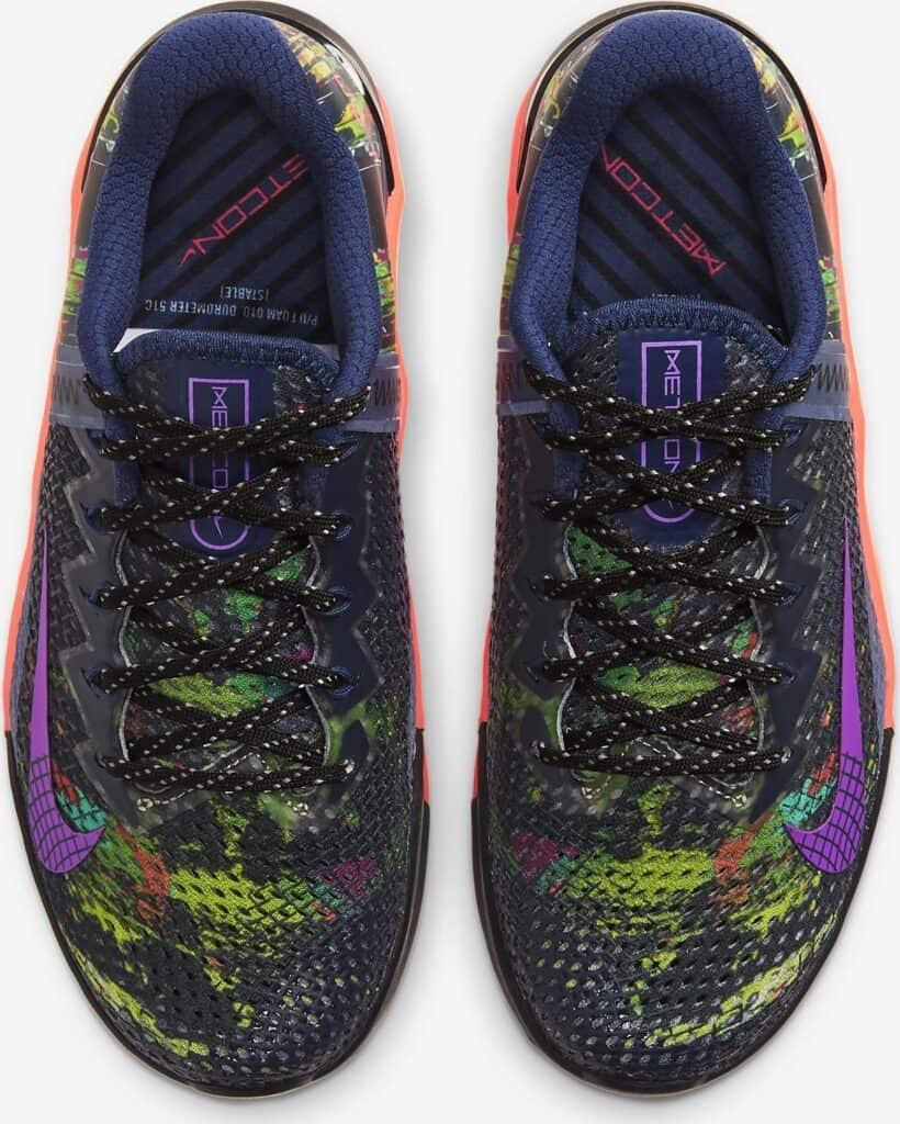 Nike Metcon 6 AMP Women's Top View