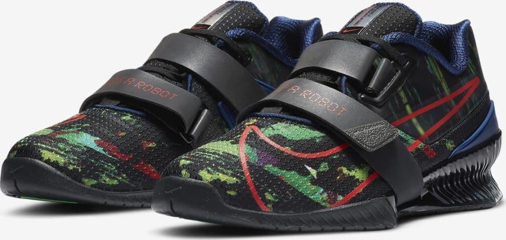 Nike Romaleos 4 AMP - Quarter View