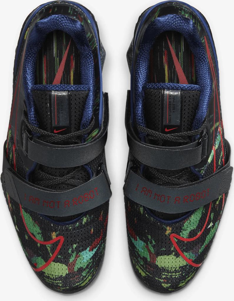 Nike Romaleos 4 AMP - Top View