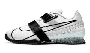 Nike Romaleos 4 Oly Lifter - White