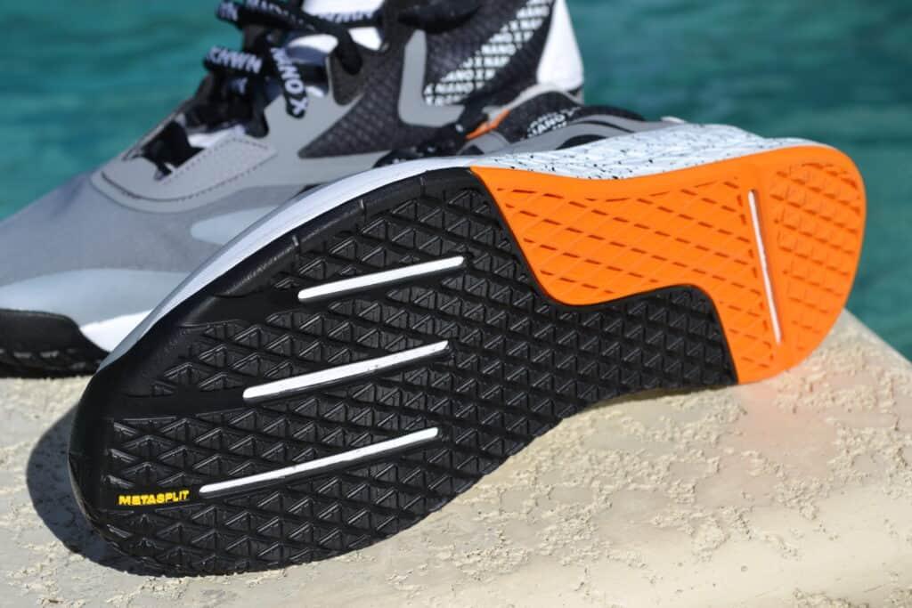 Reebok Nano X Unknown Shoe Review Outsole Closeup