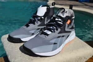 Reebok Nano X Unknown Shoe Review - Front Quarter 3