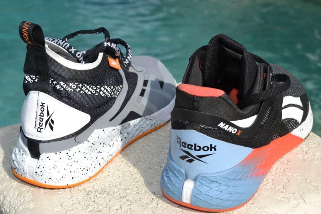 Reebok Nano X Unknown Shoe Review - Versus Regular Edition Heel