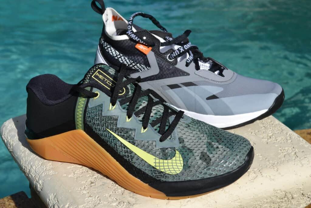 Reebok Nano X Unknown Shoe Review - Versus Nike Metcon 6