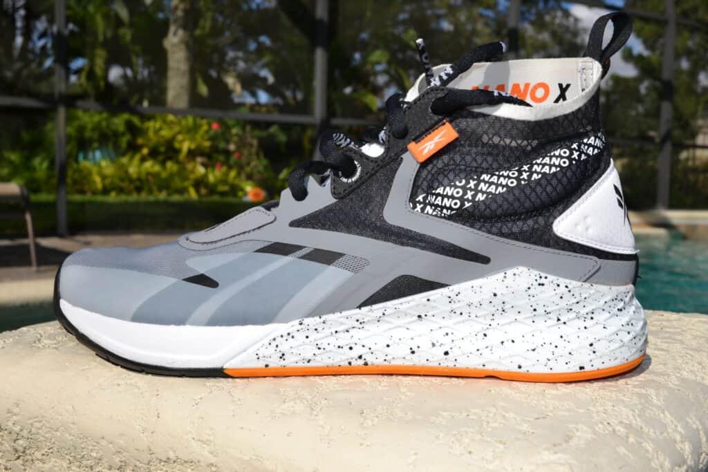 Reebok Nano X Unknown Shoe Review - Side Profile