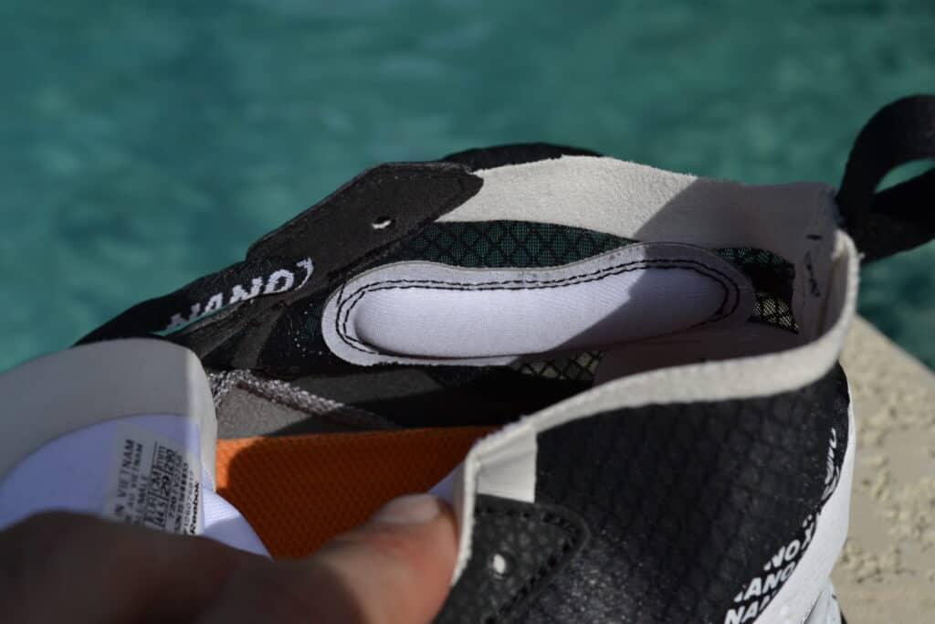 Reebok Nano X Unknown Shoe Review - Upper See through