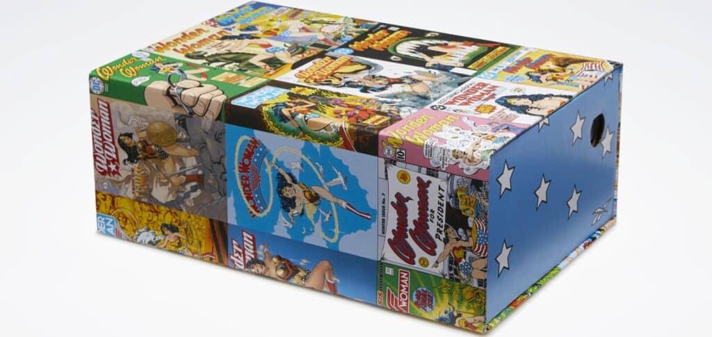Reebok Wonder Woman Nano - Box