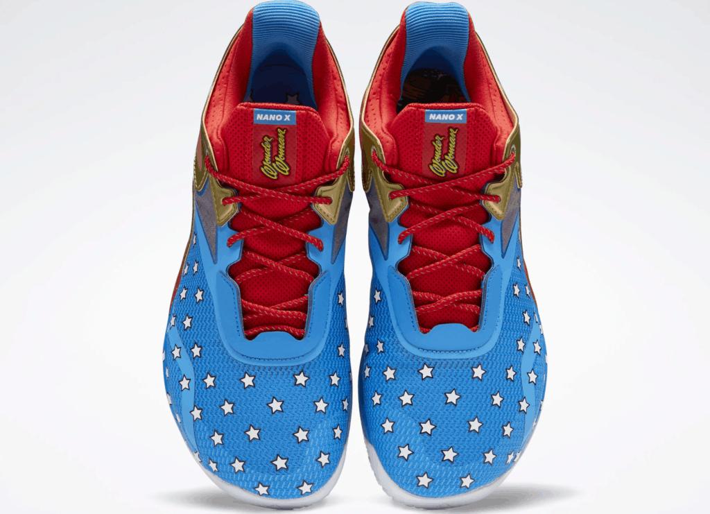 Reebok Wonder Woman Nano Training Shoe - New Colorway