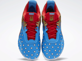 Reebok Wonder Woman Nano Training Shoe - New Colorway