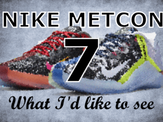 Nike Metcon 7 - What I'd Like To See Concept Release Date