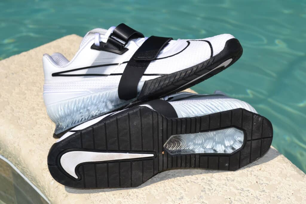 Nike Romaleos 4 - Black/White