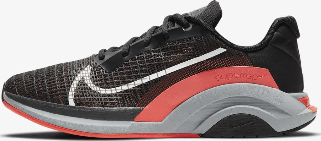 Nike ZoomX SuperRep Surge Left Side View