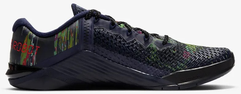 Nike Metcon 6 AMP Men's Training Shoe side view right-crop