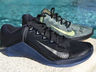Nike Metcon 6 AMP Metallic Shoe Review Versus Metcon 6