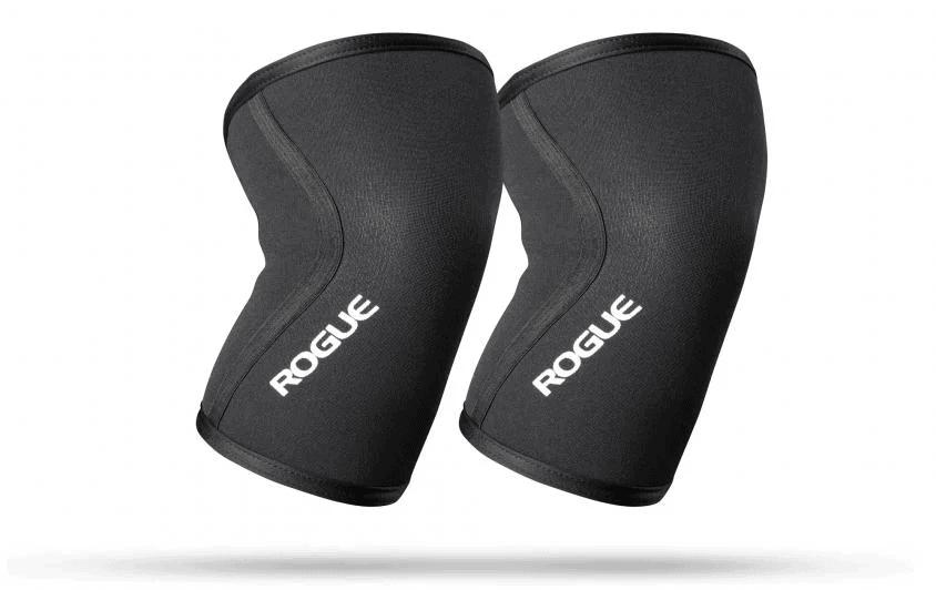Rogue 5MM Knee Sleeve - Black Pair