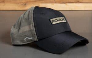 Rogue Ultra Fit Trucker Hat Black
