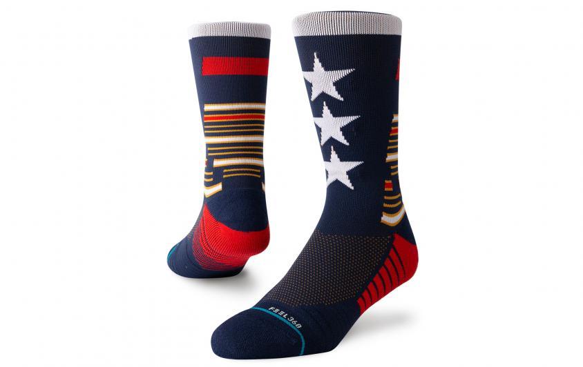 Rogue Stance Men's Socks - Tribute Crew