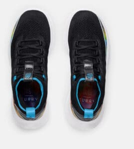 Under Armour Curry 8 Basketball Shoe top view pair-crop