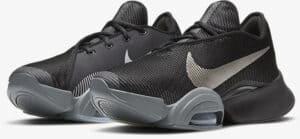 Nike Air Zoom SuperRep 2 Black Iron quarter left-crop