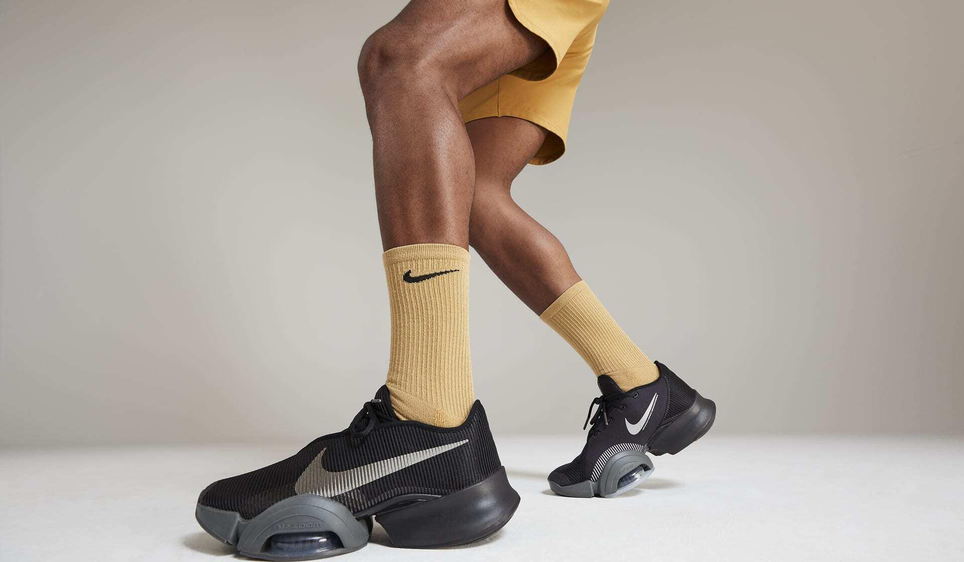 Nike Air Zoom SuperRep 2 Black Iron worn-crop