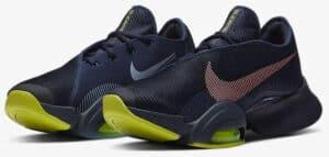 Nike Air Zoom SuperRep 2 Blackened Blue quarter view-crop