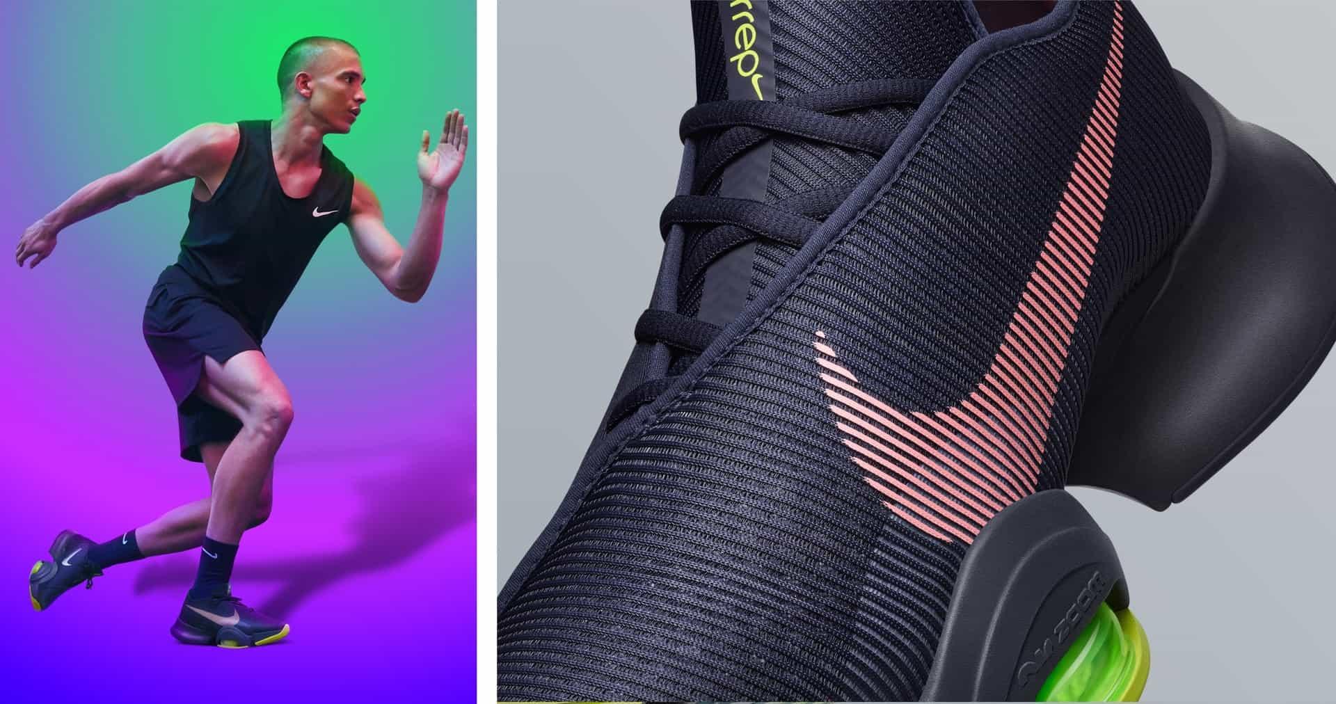 Nike Air Zoom SuperRep 2 blackened blue runner