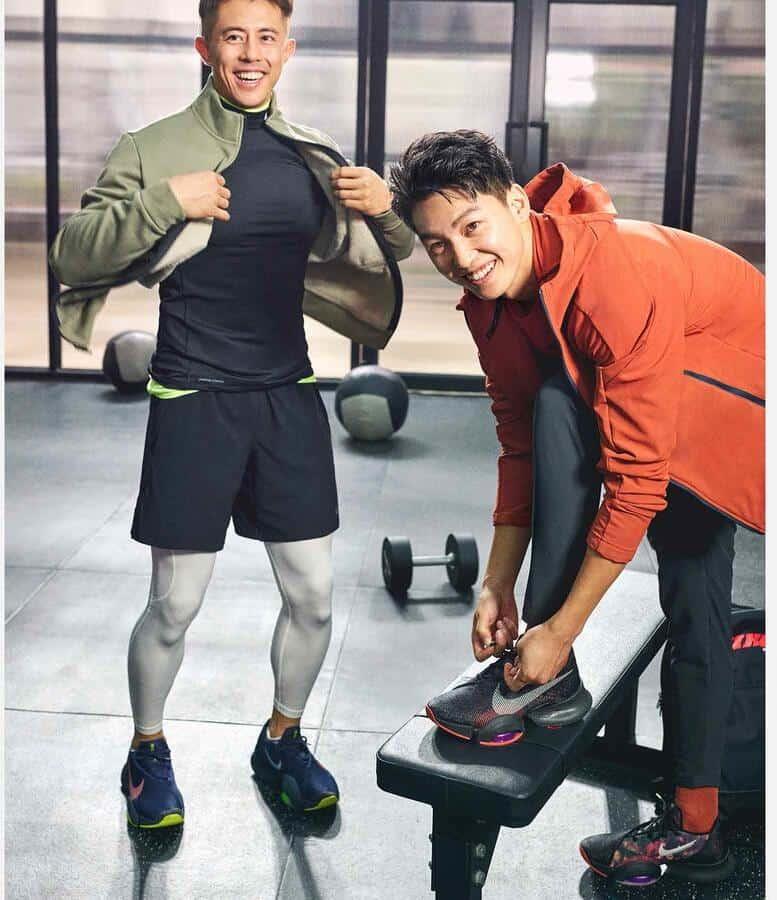 Nike Air Zoom SuperRep 2 men-crop