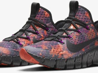 Nike Free Metcon 3 Men's Training Shoe left quarter view pair-crop